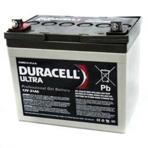 Duracell Ultra DURG12-31J