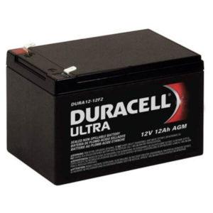 duracell ultra agm SLA12-12F2