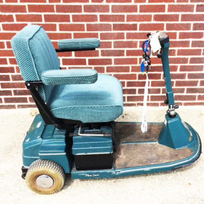Pace Saver Plus Mobility Scooter