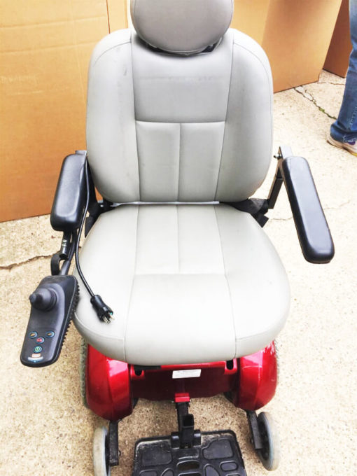 Pride Jet 2 HD Electric Wheelchair