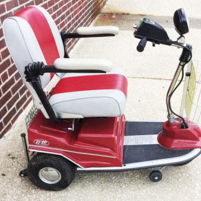 Rascal II 3-Wheeled Scooter