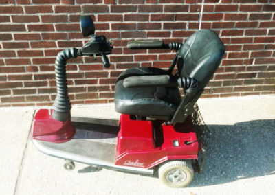 Rascal Chauffeur 240 Mobility Scooter