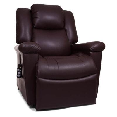 Golden's Day Dreamer power lift recliner - coffee bean - PR632 - Seated position