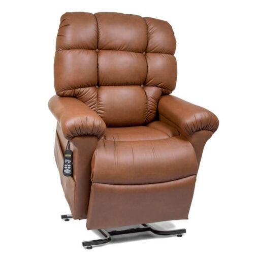 Golden power lift recliner - Cloud with Maxicomfort - PR510 - lifted position