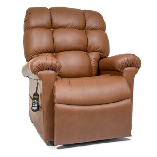 Golden power lift recliner - Cloud with Maxicomfort - PR510 - seated position