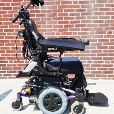 Invacare FDX Front-Wheel Drive Power Wheelchair