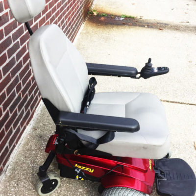 Pride Jazzy Select GT 6 Power Chair