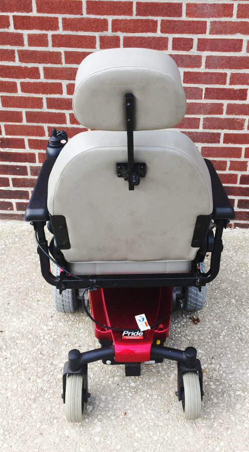 Pride Jazzy Select Gt 6 Power Chair Pre Owned Allrite