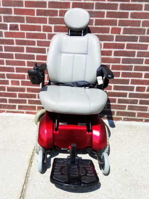 Pride Jet 3 Electric Wheelchair