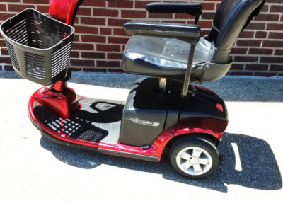 Pride Victory 9 3 wheel mobility scooter
