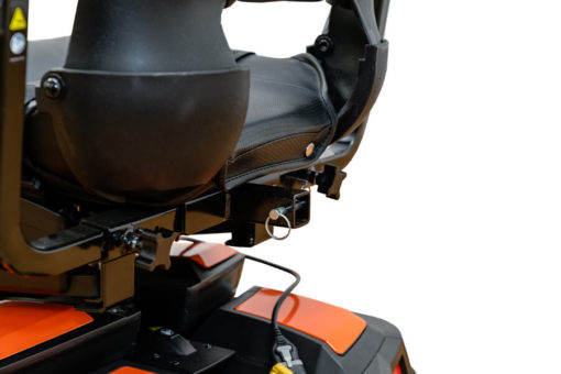 Scooter or Wheelchair Rear Mount Double Bracket