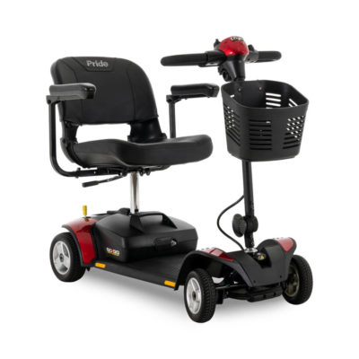GoGo Elite Traveller 4 Wheel