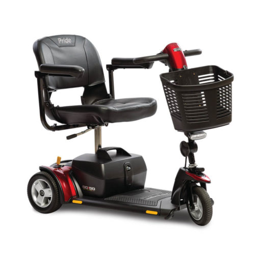 GoGo Elite Traveller Plus mobility scooter