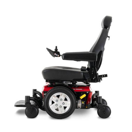 Jazzy 600 ES Red