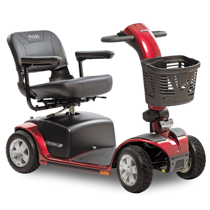 Victory 10.2 - 4 wheel mobility scooter rental