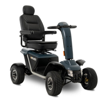 Wrangler mobility scooter - Grey