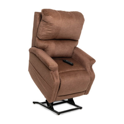 VivaLift Escape power recliner - Lifted