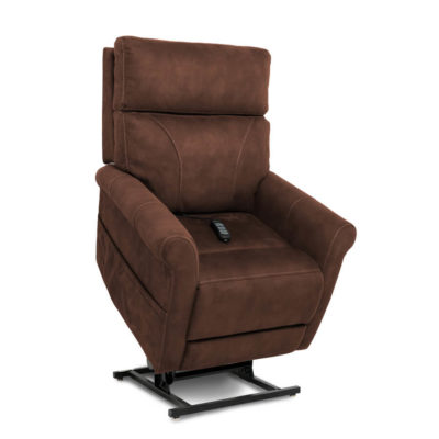 VivaLift Urbana power recliner - lifted position