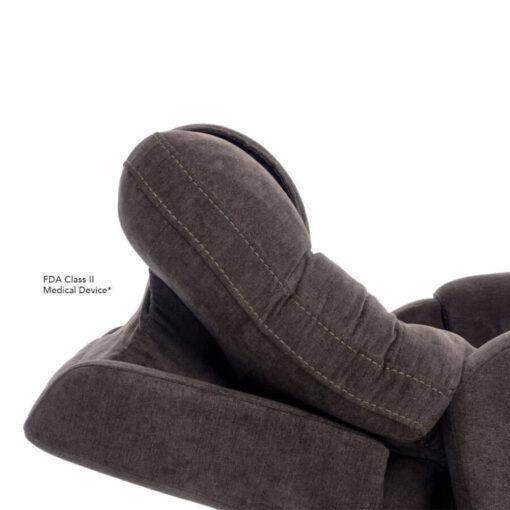 Viva Lift power lift recliner - Legacy Collection - Saville Grey - Power Headrest