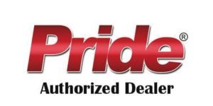Pride authorized dealer