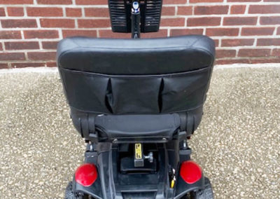 Golden Buzzaround XL mobility scooter - back view