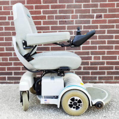 Hoveround MVP5 Power Chair - right view