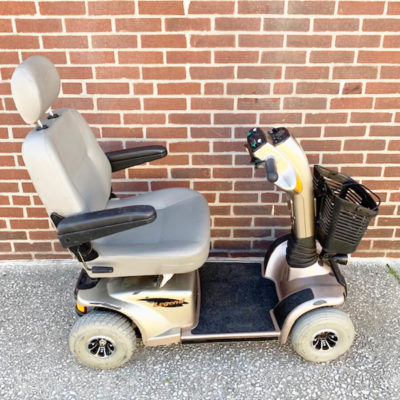 Legend Mobility Scooter - right side