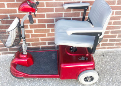 Rally - Mobility Scooter - left side