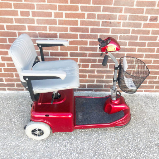 Rally - Mobility Scooter - right side