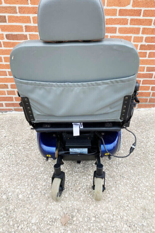 Pronto M91 - Power Wheelchair - back view