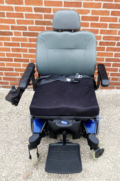 Pronto M91 - Power Wheelchair - front view
