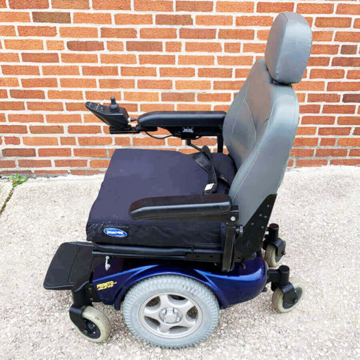 Pronto M91 - Power Wheelchair - left side