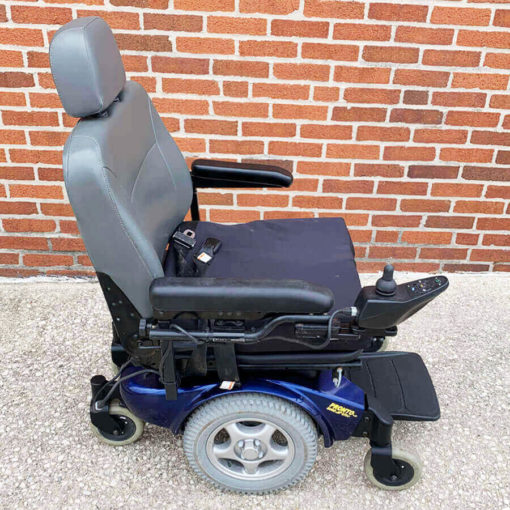 Pronto M91 - Power Wheelchair - right side
