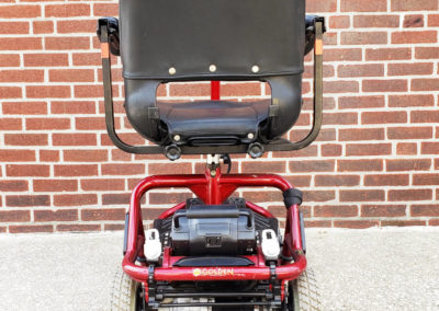 Liteway Mobility Scooter - Rear view
