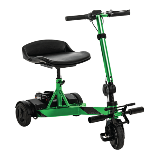iRide - shown in Lime
