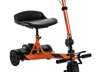 iRide scooter - Shown in Mango