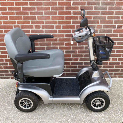 Drive Medical Mobility Scooter - right view
