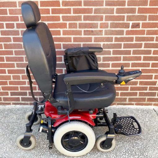 Shoprider 6Runner Power Wheelchair - right view