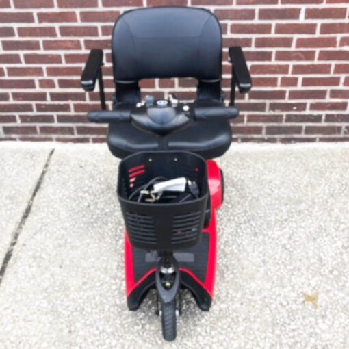 Ultra X mobility scooter - front view