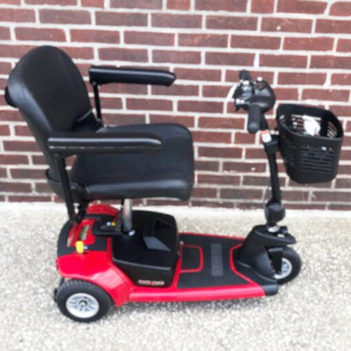 Ultra X mobility scooter - right side view