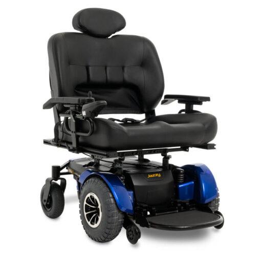 Jazzy 1450 - blue