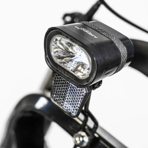 BAM EW Supreme E-Bike headlight detail