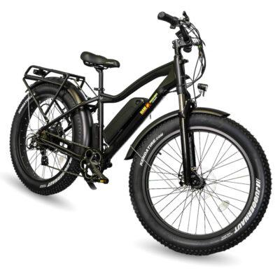 BAM electric bike, EW Supreme E-Bike three-quarter view