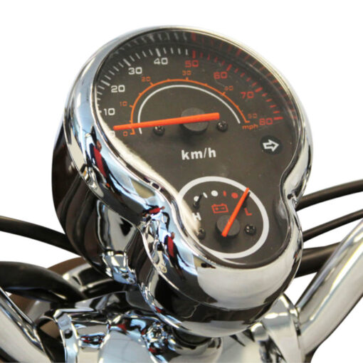 EWheels EW-11 speedometer detail