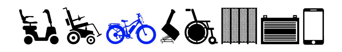 Allrite Mobility e-bikes and electric bikes